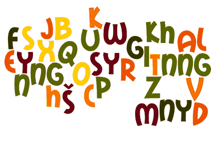 Alphabet : Indonesian