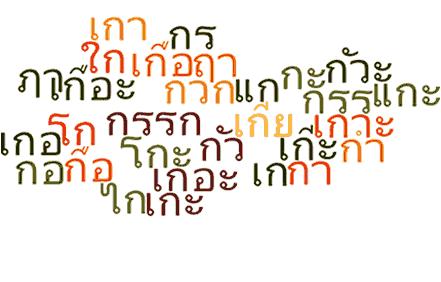 Learn thai online free thai lessons alphabet thai m4hsunfo